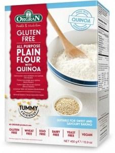 Orgran Multigrain Plain Flour  450g