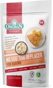 Orgran No Egg, Egg Replacer 200gm