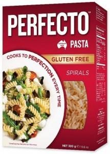 Orgran Perfecto Spiral Pasta 300g