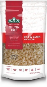 Orgran Rice & Corn Macaroni 250gm