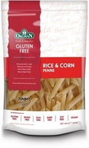 Orgran Rice & Corn Penne 250gm