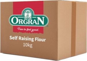 Orgran Self Raising Flour 10kg