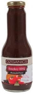 Ozganics Organics Smokey BBQ Marinade 350ml