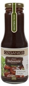 Ozganics Organic Balsamic Dressing 250ml
