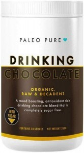 Paleo Pure Sugar Free Drinking Chocolate 350g