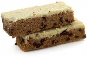 Pantry & Larder Raw Treats Coconut & White Choc Chip Slices 100g (Box of 15)