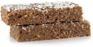 Pantry & Larder Vegan Power Protein Slices Cherry Coconut  D/F 80g (Box of 15)
