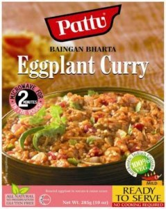 Pattu Baingan Bharta (eggplant curry) 285gm