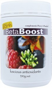 Percys Sweet Earth BetaBoost Berry Powder 300g