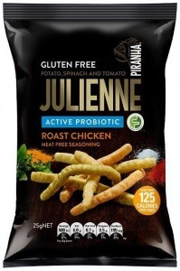 Piranha Julienne Active Probiotics Roast Chicken  24x25g