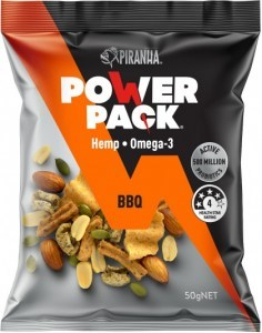 Piranha Power Pack BBQ 50g