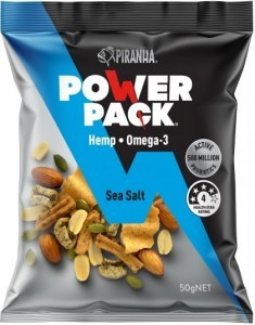 Piranha Power Pack Sea Salt 50g