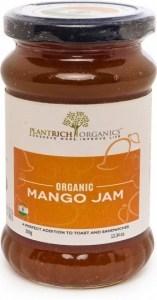 Plantrich Organics Organic Mango Jam  350g