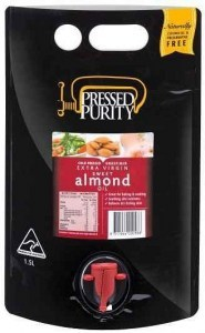 Pressed Purity Almond Oil  1.5L