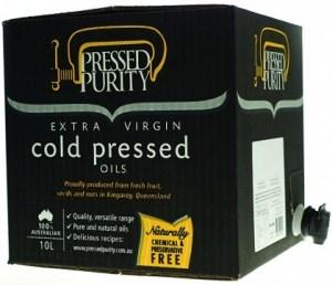 Pressed Purity *Aromas Plus Massage Oil  10L