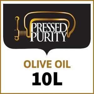 Pressed Purity Olive Oil  10L
