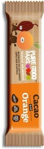 Pure Good Bars Cacao & Orange 20x40g