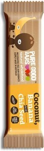 Pure Good Bars Coconut, Banana & Chia Seeds 20x40g