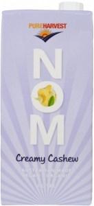Pure Harvest Organic NOM Creamy Cashew 12x1L