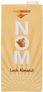 Pure Harvest Organic NOM Lush Almond 12x1L