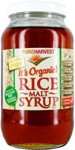Pure Harvest Organic Rice Malt Syrup 1Kg