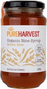 Pure Harvest Organic Rice Malt Syrup 500g
