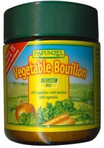 Rapunzel Vegetable Bouillon Powder 125g