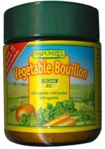 Rapunzel Vegetable Bouillon Powder 125g