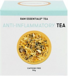 Raw Essentials Tea Anti-inflammatory Loose Leaf Tea 50g