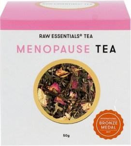 Raw Essentials Tea Menopause Loose Leaf Tea 50g