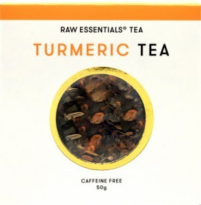 Raw Essentials Tea Turmeric Loose Leaf Tea 50g