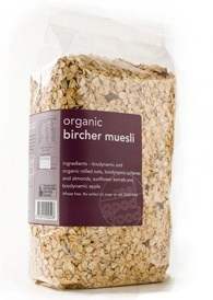 Real Good Foods Bircher Muesli Refill Bag500g