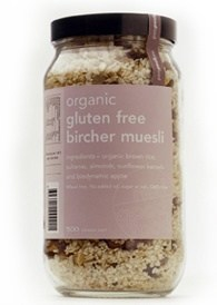 Real Good Foods GF Bircher Muesli Refill 500g