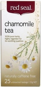 Red Seal Chamomile Tea 25Teabags