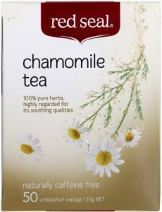 Red Seal Chamomile 50Teabags APR20