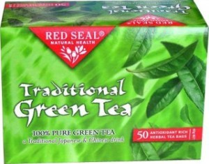 Red Seal Green Tea 50Teabags