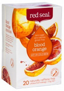Red Seal (Hot & Cold Brew) Blood Orange 20Teabags