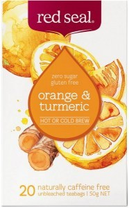 Red Seal Orange & Turmeric 20Teabags