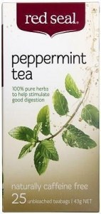 Red Seal Peppermint Tea 25Teabags