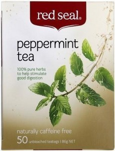 Red Seal Peppermint 50Teabags