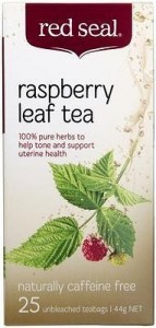 Red Seal Raspberry Leaf Tea 25Teabags