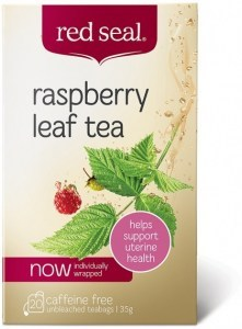 Red Seal Raspberry Leaf Tea 20Teabags