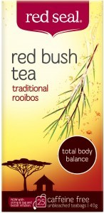 Red Seal Red Bush Tea (Rooibos) 25Teabags