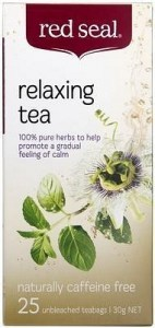 Red Seal Relaxing Tea 25Teabags