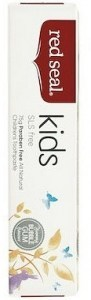 Red Seal Natural Kids SLS free Toothpaste 75g