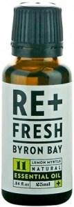 ReFresh Byron Bay 11 Lemon Myrtle Essential Oil 25ml