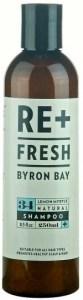 ReFresh Byron Bay Lemon Myrtle Shampoo 250ml