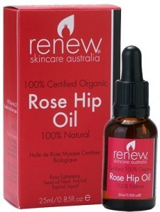 Renew Certified Organic Rose Hip Oil 25ml