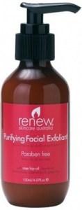 Renew Purifying Facial Scrub 150ml JUN18