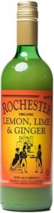 Rochester Organic Lemon Lime & Ginger 725ml